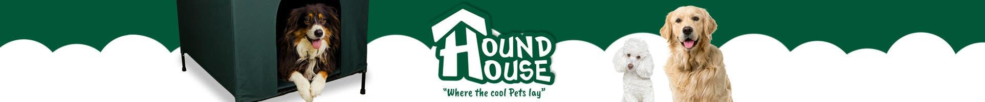 HoundHouse Dog Kennels