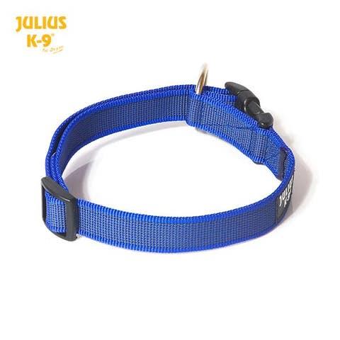 Julius K9 Comfort Walking Collar - Blue-Grey -  (220CG-B)