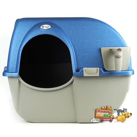 Omega Paw Roll'n Clean - Large - NEW Model!