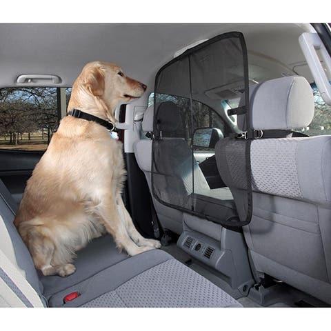 Solvit Front Seat Net Barrier - 62338