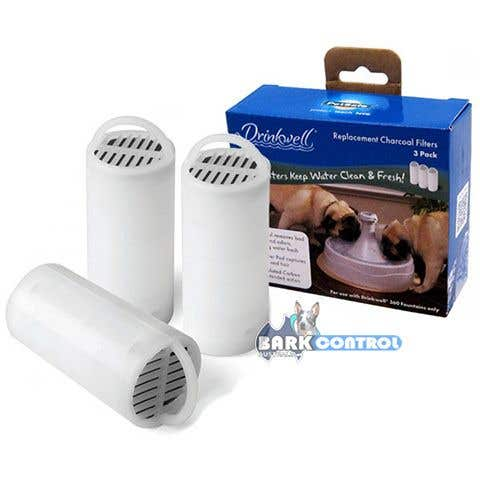 Drinkwell 360 Replacement Filter - 3 Pack - PAC19-14356