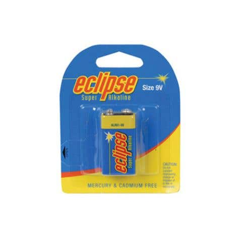 Replacement 9V Alkaline Battery