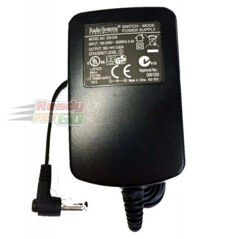 Replacement Power Adaptor for ScoopFree Self-Cleaning Litter Boxes (320-034)
