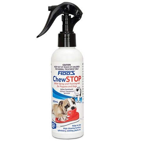 Fido's Chew Stop Spray - 200ML