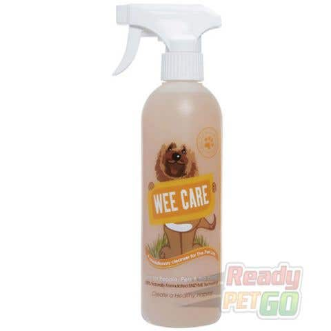 The Pet Loo - Wee Care Enzyme Cleaning Solution - 500mL - RPG05_6