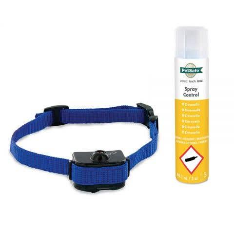 Petsafe Deluxe Little Dog Spray Bark Control Collar - PBC00-11283