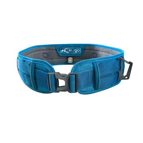 Kurgo RSG Active Utility Belt Coastal Blue - K01963
