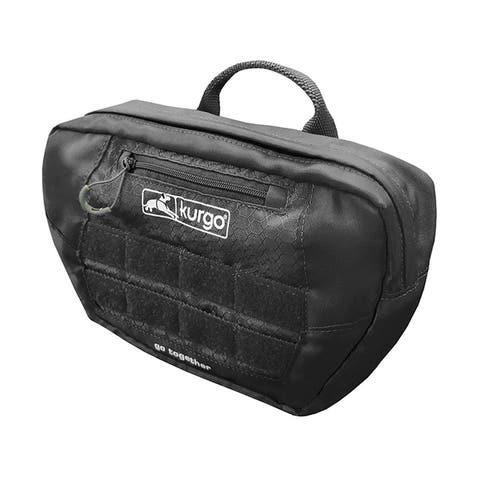 Kurgo RSG Pack Pannier Black - K81049