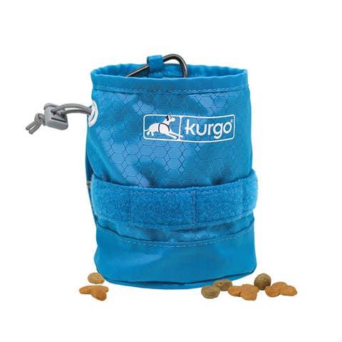 Kurgo RSG YORM Dog Treat Bag Coastal Blue - K01970