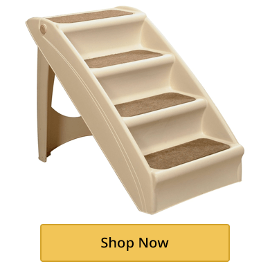 Pet Access Stairs